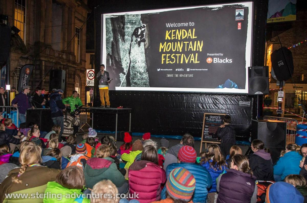 Kendal Mountain Festival '14