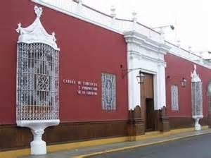 Team Peru 3 get down to work – Cámara de Comercio y Producción de La Libertad