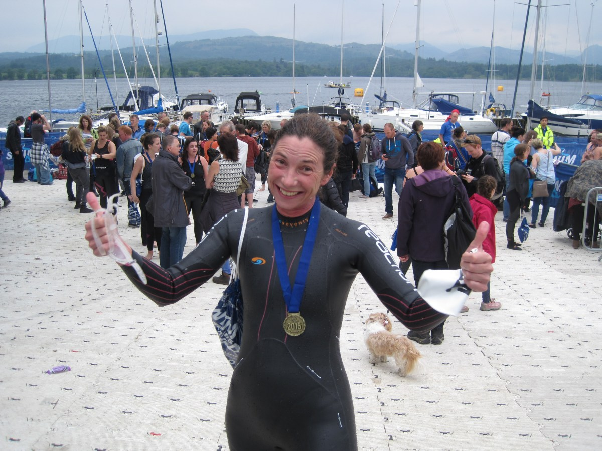 2015 Great North Swim