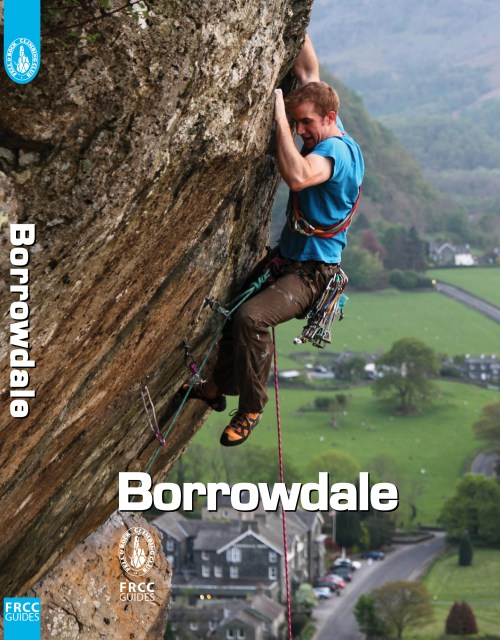 The new FRCC Borrowdale guidebook