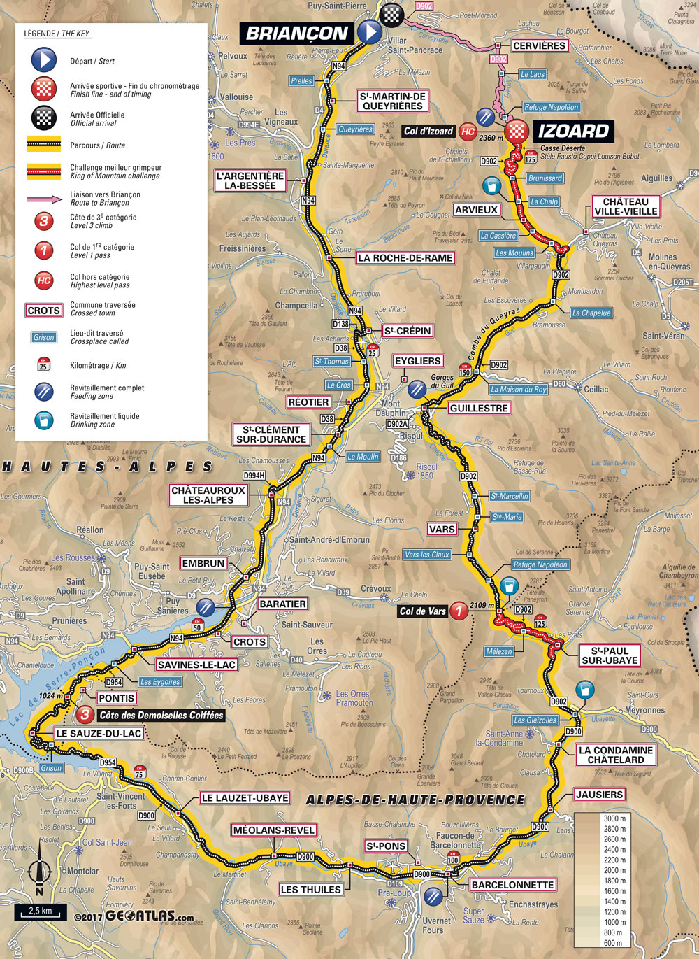 l'Etape du Tour Route