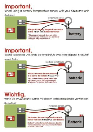 Wiring Diagrams & Literature for Pro Charge Ultra Marine Battery Chargers, DC powered battery