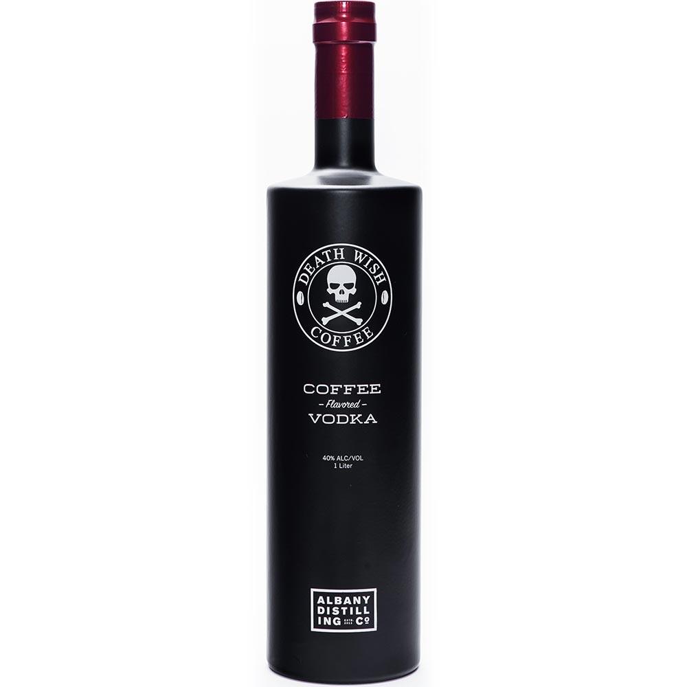 Death Wish Coffee Flavored Vodka Sterling Cellars