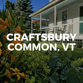Craftsbury Common Button