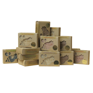 All-Natural Bar Soaps