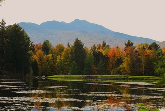 Vermont Fall Done Right