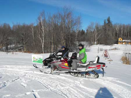 Read more about the article Try a New Adventure – Snowmobile Tours in Vermont!