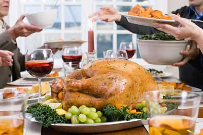 Vermont Thanksgiving