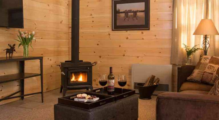 Read more about the article Hygge is Log Cabin Coziness