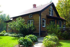 Pond House Summer