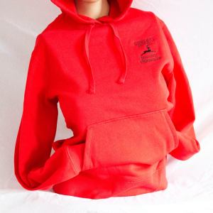 Sterling Ridge Resort Red hoodie