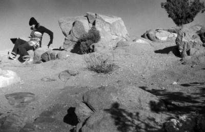 Rocks and dancers gowvjr