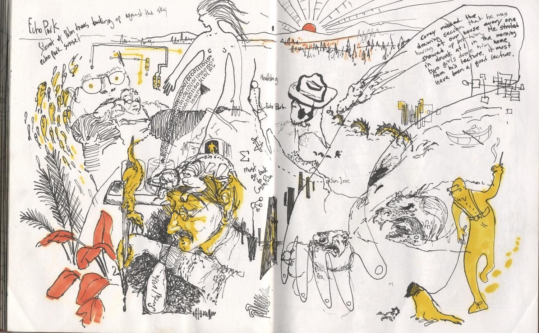 echo park drawings