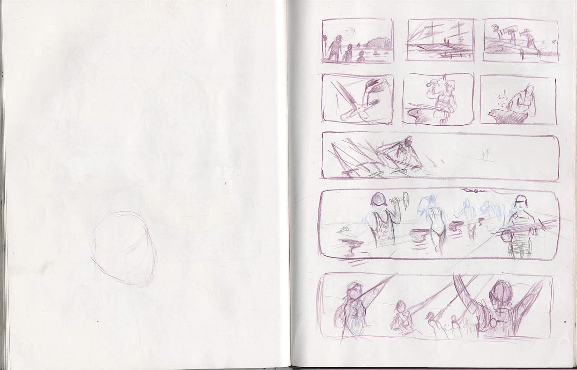storyboard exploration