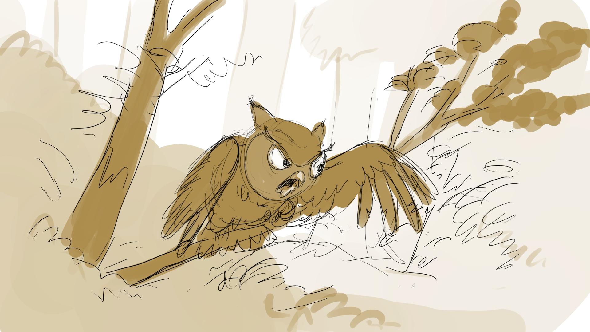 owls talk