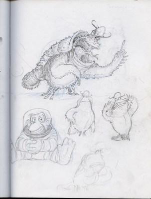 snail bad guy