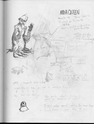 chimps notes