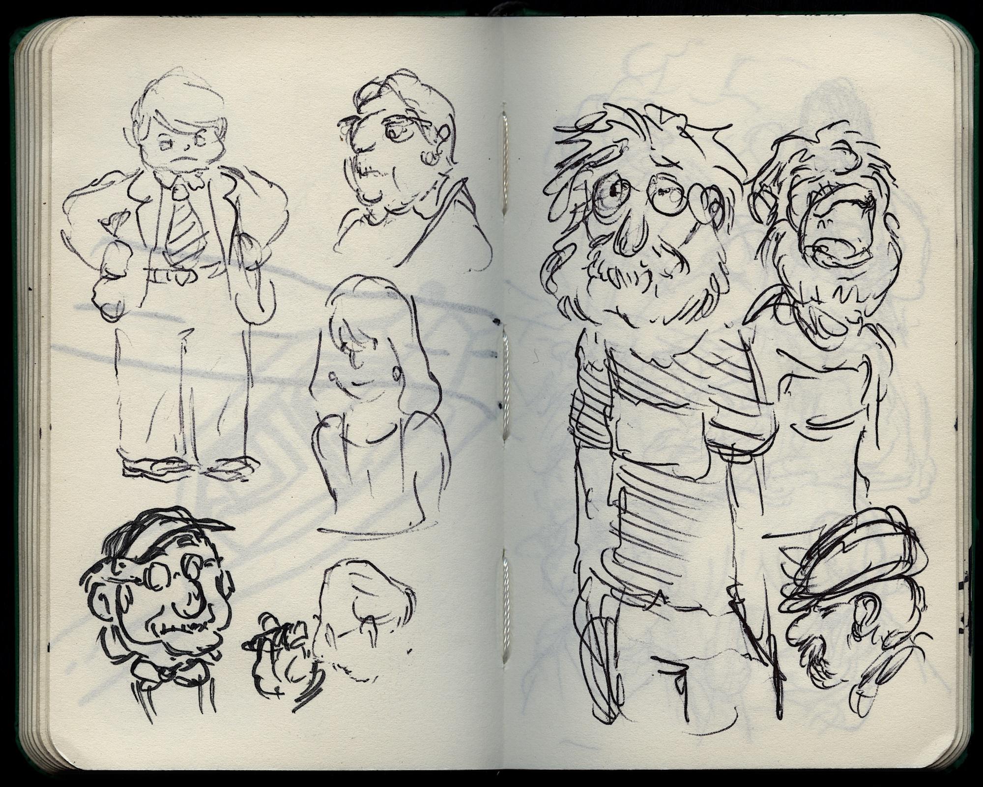 drawing will kill me