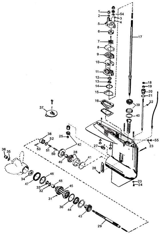 Diagram 115 Hp Evinrude Diagram Wiring Schematic Diagram Schematic