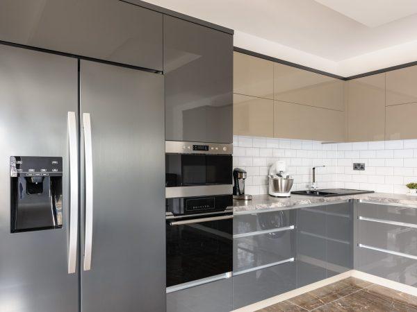 Kühlschrank Doppeltür