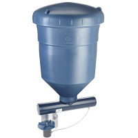Electronic Feeder with Spreader