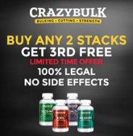 Crazybulk Legal Safe Steroids