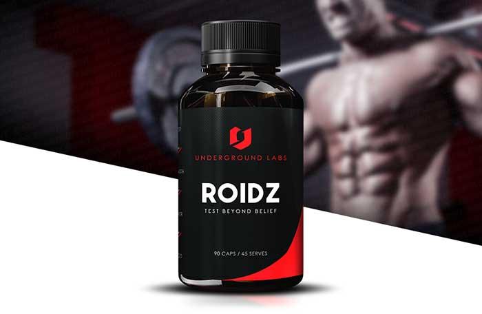 Roidz Underground Labs