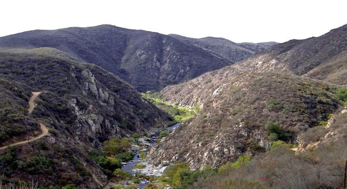 SMR gorge