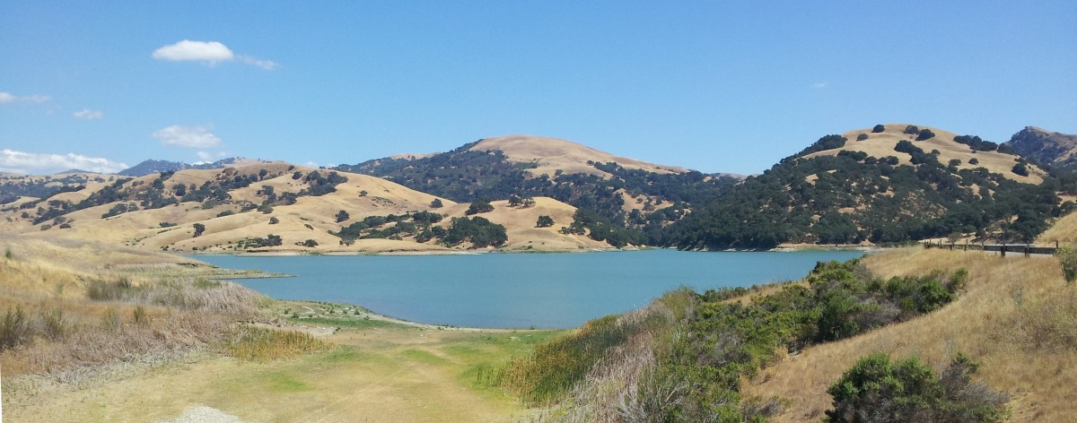 Bay Area reservoir