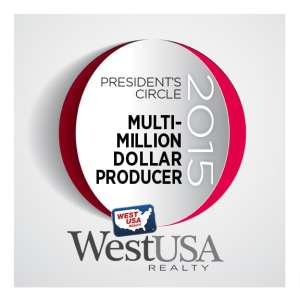 Presidents Circle of West USA Realty - MultiMillion Dollar Producers