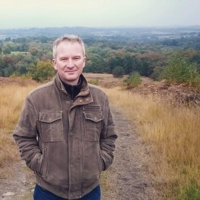 Steve Griffin author