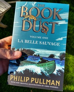 La Belle Sauvage: top ten books for children and young adults 2018