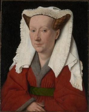 Image: Margareta van Eyck Portrait