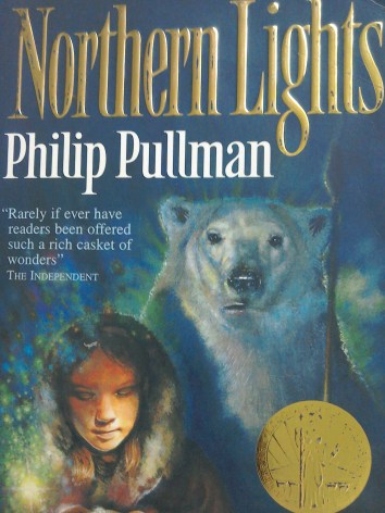 Five Favourite YA books: Northern Lights