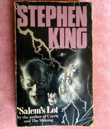 Five Favourite Creepy Stories: #2 Salem's Lot, Stephen King