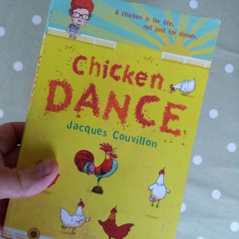 Five Favourite YA books: Chicken Dance