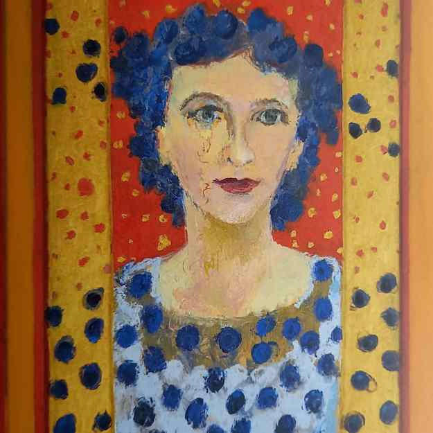 Dotty, Jocelyn Merivale artist