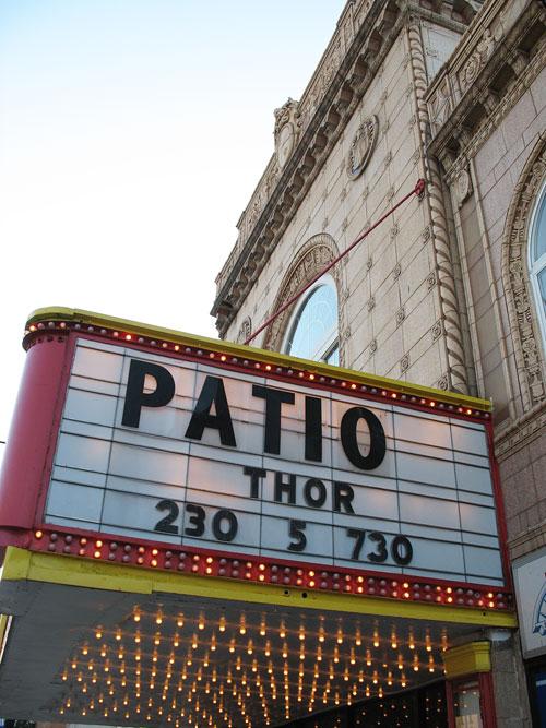 welcome back patio theater steveandamysly com
