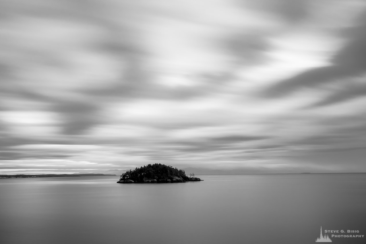 Deception Island, Rosario Head, Deception Pass State Park, Washington, 2015