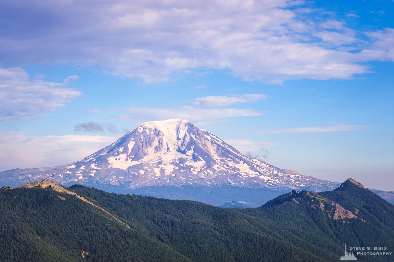 Mount Adams, Burley Mountain Lookout, Washington, 2016