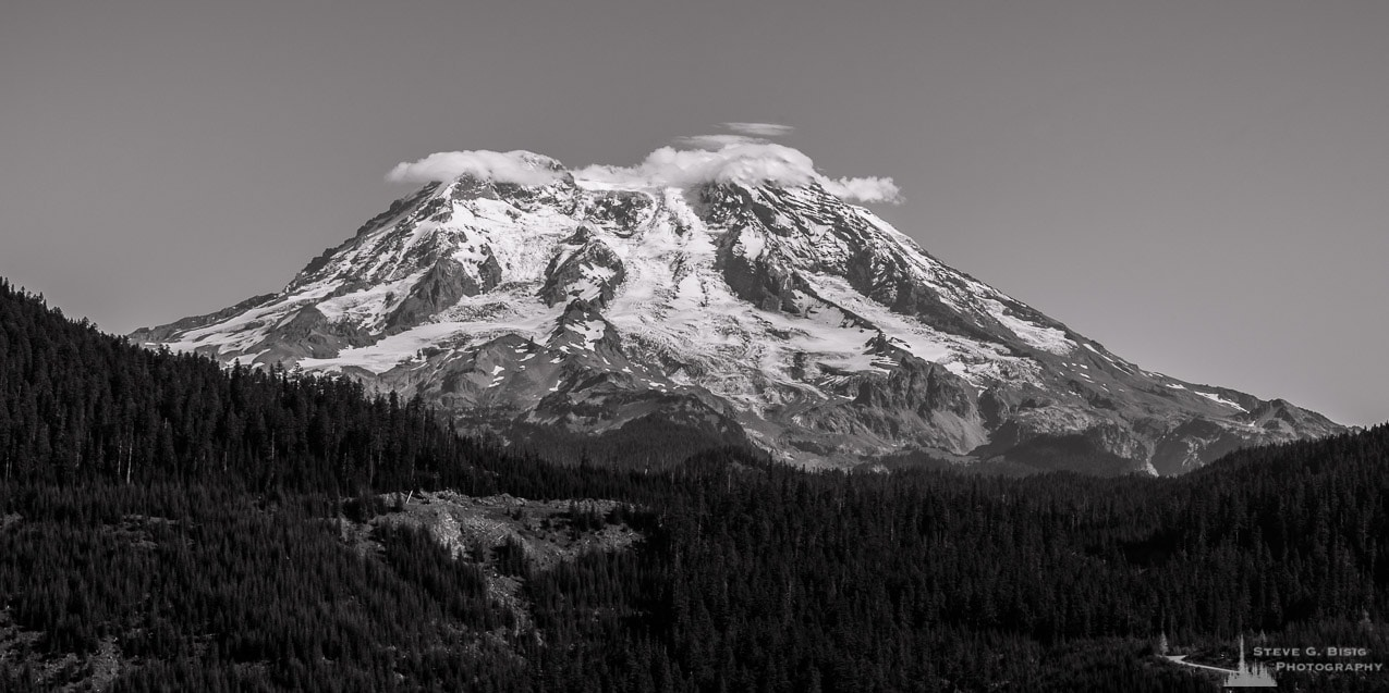 Mount Rainier, Ashford, Washington, 2016