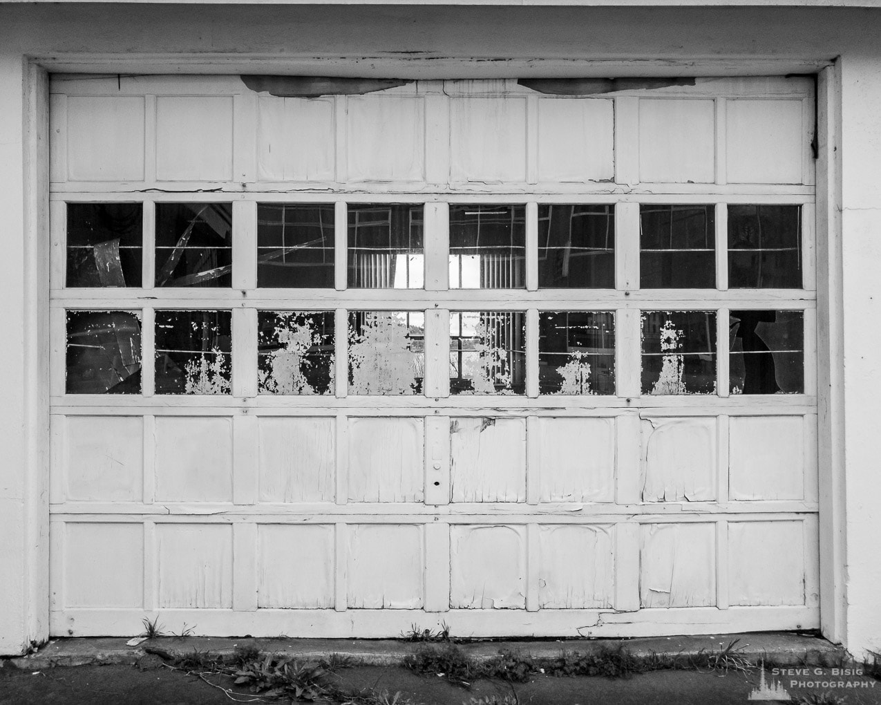 Old Roll-up Door, Oak Harbor, Washington, Spring 2017