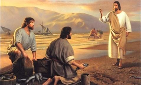 jesus call