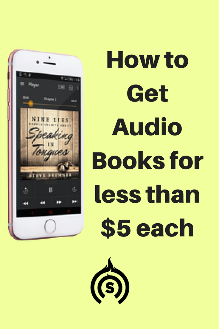 How to Build Your Audible Library on the Cheap