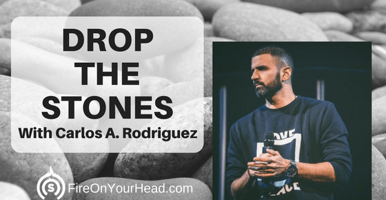 Carlos Rodriguez Drop the Stones
