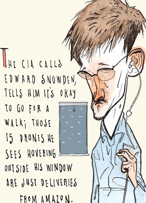 Snowden Head