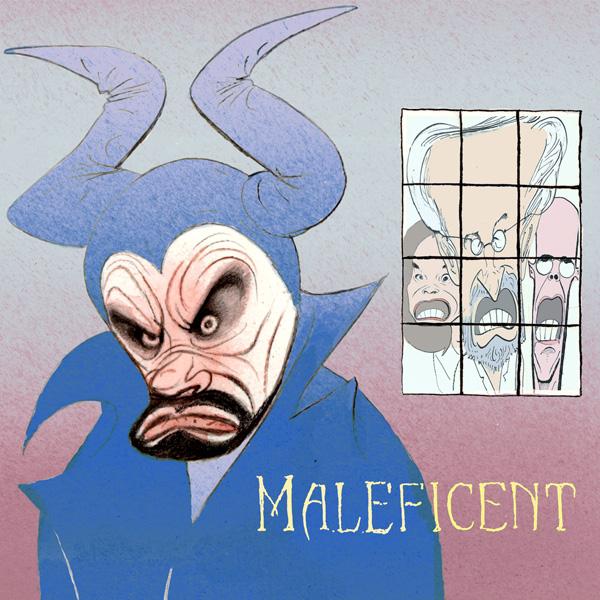 Maleficent 600