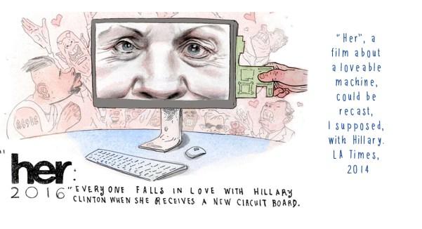 Hillary 25 HER w type