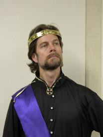 As the lead in Verdi's opera, MacBeth