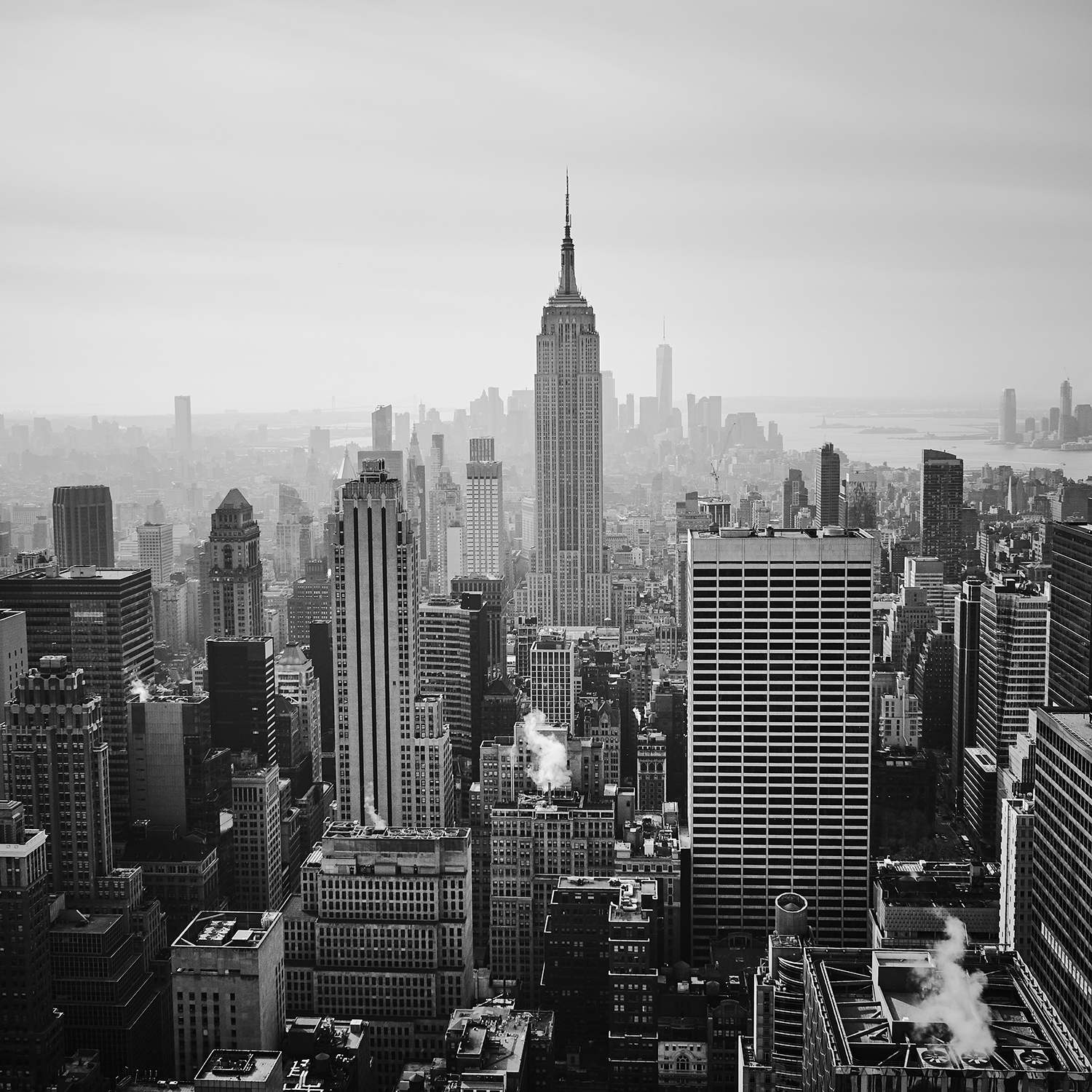 An Englishman In New York Photography By Steve Gosling
